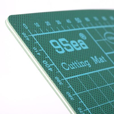 9 Sea Cutting Mat A1 Green Double sides with self healing function